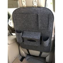 Car Seat Back Multi-Pocket Hanging Opbergtas
