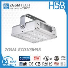 Lumière industrielle élevée de baie d'entrepôt d'éclairage de 100W LED