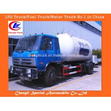 Dongfeng 4X2 Mini LPG Tankwagen Dongfeng LPG Gas LKW LPG Tank LKW LPG Nachfüll LKW