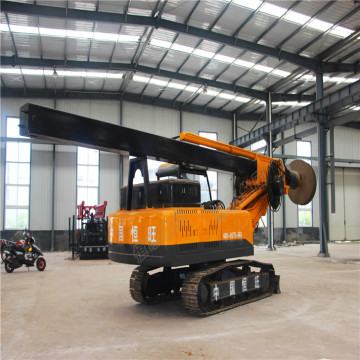 Bored Pile Earth Auger Rotary Interlocking Drilling Auger