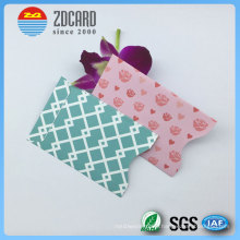 Customized Printing RFID Blocking Sleeve for Smart Card
