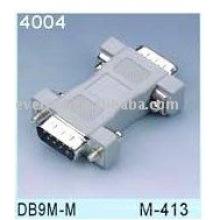 DB9 ADAPTADOR MASCULINO A HEMBRA (# 4004)