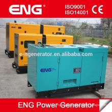 Potencia ENG: generador diésel insonorizado de 30 kva con motor Mitsubishi