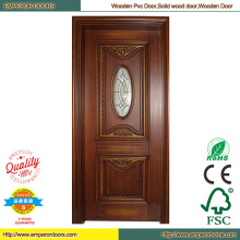 Dormitorio de madera, máquina del PVC puerta China PVC puerta