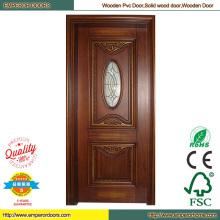 Chambre à coucher bois porte PVC porte Machine Chine porte en PVC