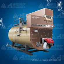 Todos los de condensación de combustible eficiente (gas) Caldera de vapor