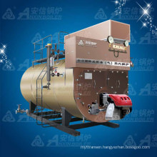 All Condensing Efficient Fuel Oil (gas) Steam Boiler