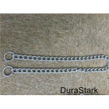 Chaînes de collier de formation de chien en métal (DR-Z0215)