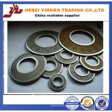 Paquet de mailles de filtre en acier inoxydable de couche unique de haute qualité