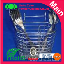 Silver Chrome Auto Paint Powder Coating