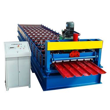 Single Layer Roof Roll Forming Machine