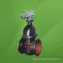 Válvula de compuerta de doble disco paralelo oculto del vástago (GAZ48T / GAZ548T / GAZ948T)
