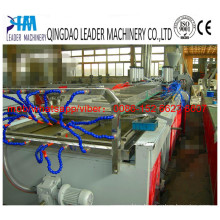 PVC WPC Hollow Type Door Plate Extrusion Making Plant