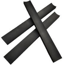 Grain Graphite Big Extruded Rod Stick Threaded Rods