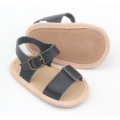 2018 Summer Soft Sole Leather Baby Flat Shoes