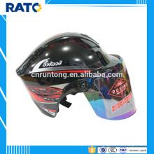 Новый летный шлем для мотоциклов нового дизайна