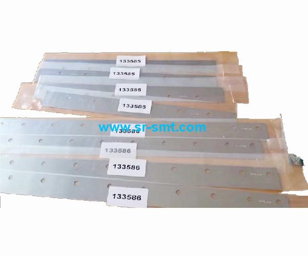 DEK 133586 5157438 178031 177061 400mm Metal Squeegee Blade