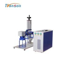 machine de gravure de marquage laser à fibre portable