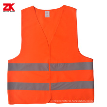 EN1150 polyester Road reflective clothing