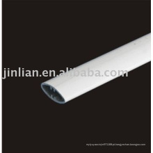 Zebra blinds tubo inferior tipo oval