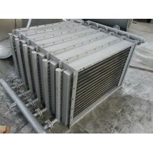 Intercambiador térmico aceite / aire térmico para secado industrial