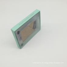 Personnalisé en gros art papier boîte cadeau emballage