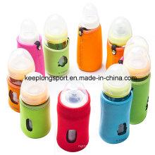 Porte-bouteille en néoprène isolé pour bébé, refroidisseur
