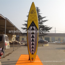 Athletics Racing Inflatable SUP Paddle Board Wholesale Wind Surf Boards