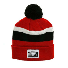 Мода Зима Женщины Крючком Шляпы
