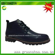 Zapatos casuales de los hombres elegantes del estilo británico de la fábrica de China