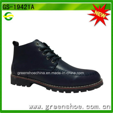 China Factory British Style Elegant Men′s Casual Shoes