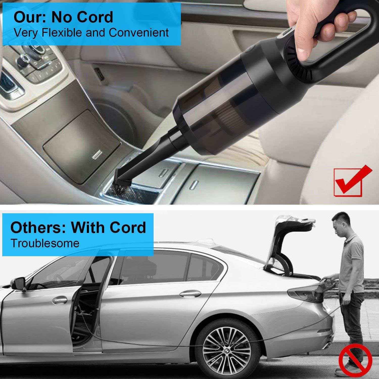 cordless car vacuum