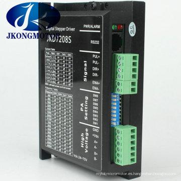tablero incorporado JKD7208S del conductor del motor del paso de la subdivisión del alto de la alta calidad barato para la impresora de 86m m 3D