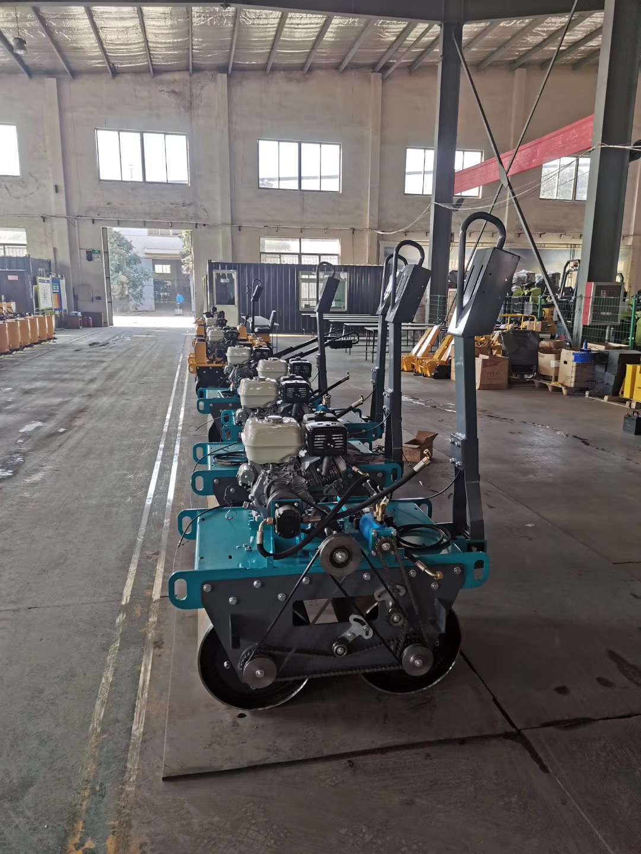 Road Roller Factory 1
