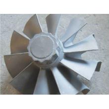 Carcaça personalizada do metal branco com serviço do OEM