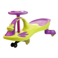 Kids Magic Indoor Menghibur Twist Car With Music