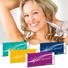 Carga Facial Anti-envelhecimento de seringas de seringas