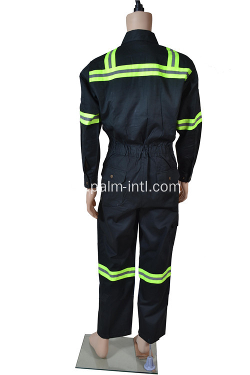 Mäns Flamskyddsmedel Coverall