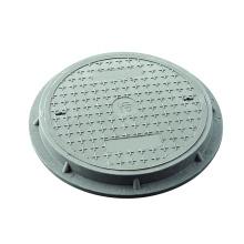 Tampas e câmara de inspeção de materiais compósitos