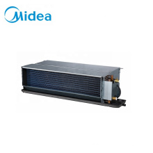 Midea 380V 3PH 50HZ AC 2 Pipe Duct fan cooling duct District Cooling Duct For Hotel