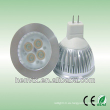 3.6w smd mr16 proyector
