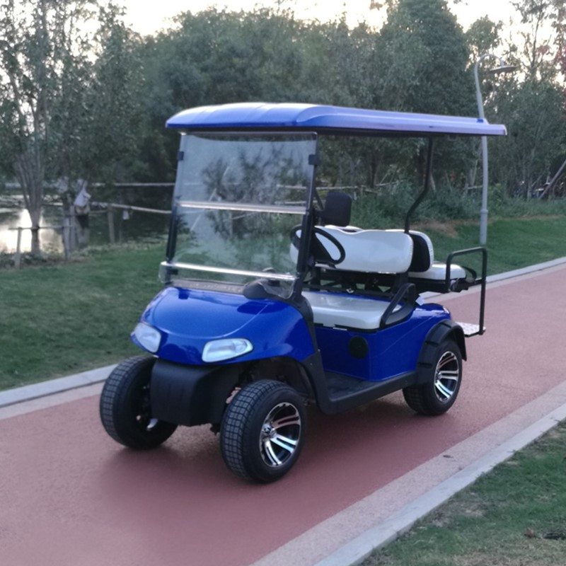 Electric Club Car 6 Passenger Golf Cart