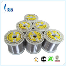 Nickel Based Nicr 80 20 Resistance Wire for Resistor