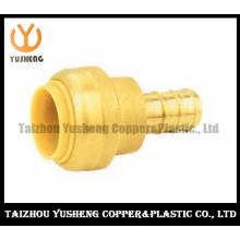 Brass Lead Free Quick-Connect Fittings (YS3011)