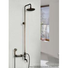 Conjunto de chuveiro antigo banheiro único punho (mg-726722)