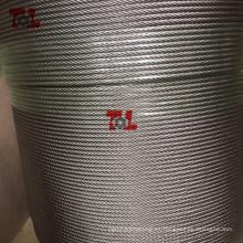 Cuerda de alambre de acero inoxidable 304