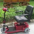 Coche eléctrico de tres ruedas para ancianos y discapacitados (DL24250-1)