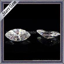Pour bijoux Cubic Zirconia Marquise CZ