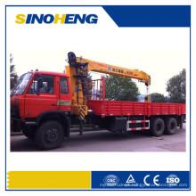 XCMG guindaste montado caminhão de 10 toneladas (crescimento telescópico) Sq10sk3q-II