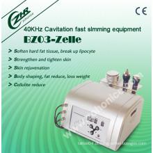 Bz03 ultra-som da cavitação da chegada nova que Slimming a máquina Multifunction Portable